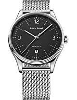 Louis Erard Analog Black Dial Men Watch - 69287AA02.BMA08
