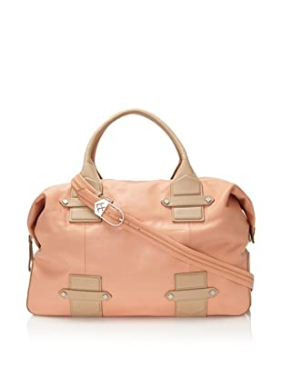 Allibelle Women's Beltway II Weekender (Coral/Natural)