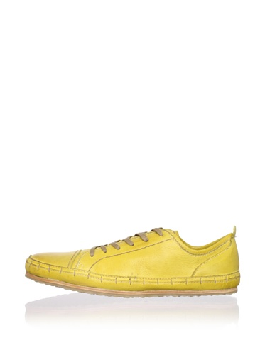 J Artola Men's Erick Shoe (Yellow)