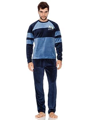 Abanderado Pijama Est1898 (azul marino)
