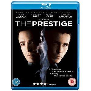 The Prestige (2006)(Blu-ray)