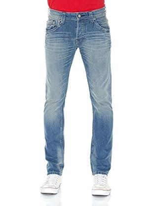 Pepe Jeans London Vaquero Colville (Azul Lavado)