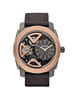 Fossil Mechanical Twist ME1122 Analogue Watch - For Men