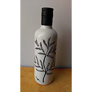 Artiliciously Your'S Worli Tree1 Painting On Recycled Glass Bottle