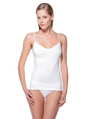 Cotonella Pack de 2 Camisetas Interiores (blanco)