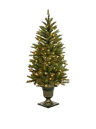 National Tree Company 4.5' Dunhill Fir Entrance Tree