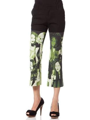 Custo Pantalón Mush (Multicolor)