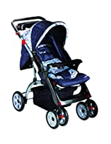 Luvlap Baby Buggy BD-102 - Comfy (Blue)