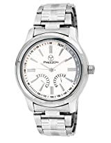 PREEZON Analogue White Dial Men's Watch - pi-buddy-01