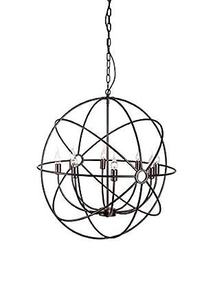 Zuo Helvine Ceiling Lamp, Rust