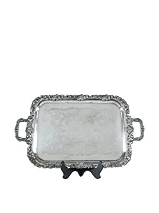 Hall Berg Silverplate Platter, Silver