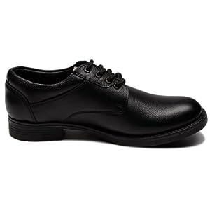 Lee Cooper Black Men Pure Leather - Formal Shoes