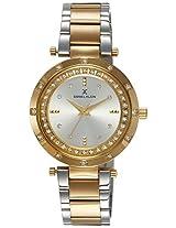Daniel Klein Analog Silver Dial Women's Watch - DK10769-4