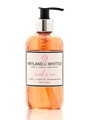 Heyland&Whittle Jabón Líquido Manos Neroli y Rosa 300 ml