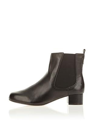 Clarks Kumi Balcony 203508024, Stivaletti donna (Nero (Schwarz (Black Leather)))