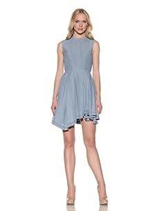 Preen Women's Jean Dress (Light Blue)