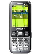 Samsung Metro Duos GT-C3322 (Midnight Black)