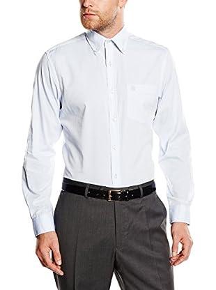 Cortefiel Camisa Vestir Awatti Liso Classic B/D