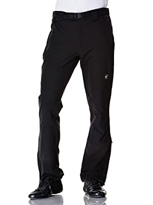Black Wolf Pantalone Stretch (Nero)