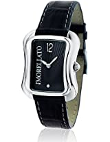 Morellato Analog Black Dial Men's Watch - SO2OE009