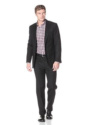 Billy Reid Heirloom Men's Campbell Peak Lapel Suit (Black)
