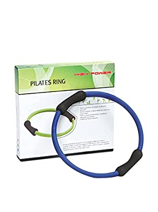 High Power Anello Pilates Ring Lux Box Blu/Nero