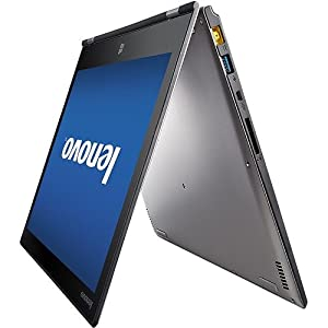 Lenovo IdeaPad Yoga 2 Pro 13.3-Inch Convertible 2 in 1 Touchscreen Ultrabook (59386391) Silver