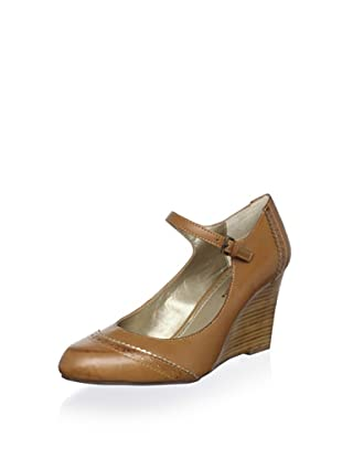 Adrienne Vittadini Footwear Women's Maribel Wedge Pump (Teracotta)