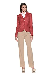 Loro Piana Women's Rodeo Drive Parker Jacket (Red)