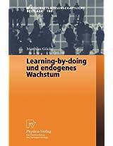 Learning-by-doing und endogenes Wachstum (Wirtschaftswissenschaftliche Beiträge)