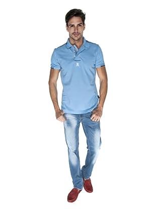 Giorgio Di Mare Polo Valerio (Azul Claro)