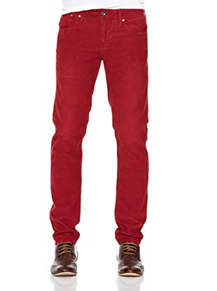 Pepe Jeans London Pantalón Hatch (Rojo)