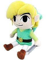 The Legend of Zelda The Wind Waker HD Plush: Link (Medium)