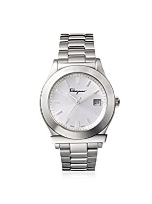 Salvatore Ferragamo Men's FF3960014 1898 Silver Stainless Steel Watch