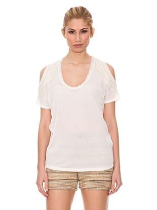Hugo Boss Camiseta Tsanny (Blanco)