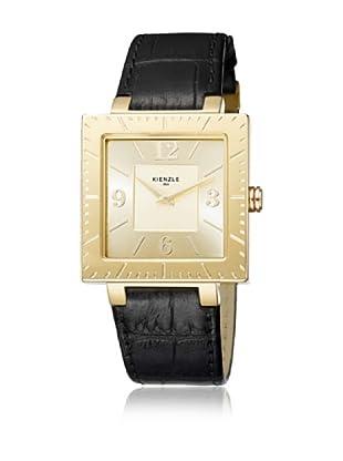 Kienzle Reloj De Pulsera 1822 Kollektion Lady Negro / Oro
