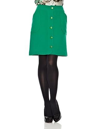 Monoplaza Falda Claudia (Verde)