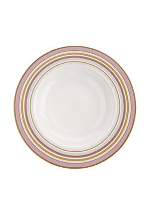 Creatable 166082 Stripe Design 6-er Teller tief 22 cm