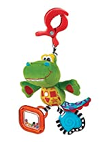 Playgro Baby Dingly Dangly Snappy The Alligator By Playgro