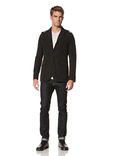 MNRKY Men's Sport Coat (Black)