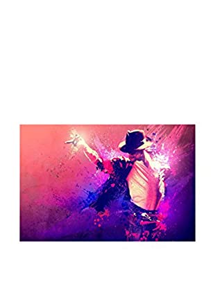 LegendArte Panel Decorativo Luminoso Cantante Pop 60X90 Cm