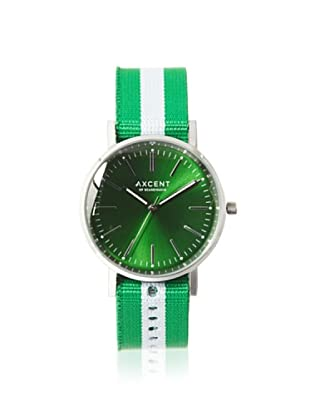 Axcent Women's X78004-17 Vintage Green Stainless Steel Watch