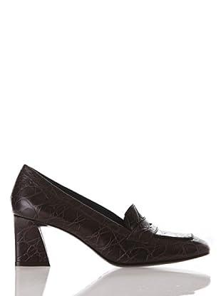 Farrutx Zapato Salón (marrón oscuro)