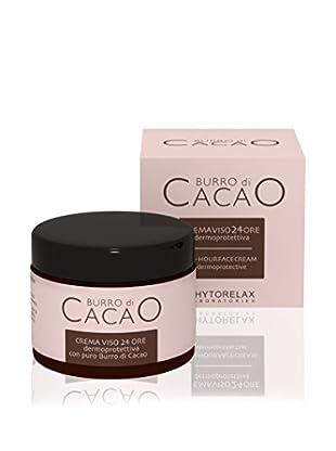 Phytorelax Crema Facial Cocoa Butter 24H 50 ml