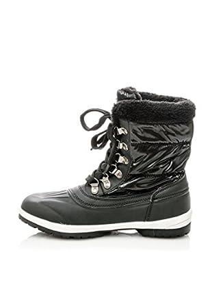 Vertigo Botas de Nieve Machu (Negro)