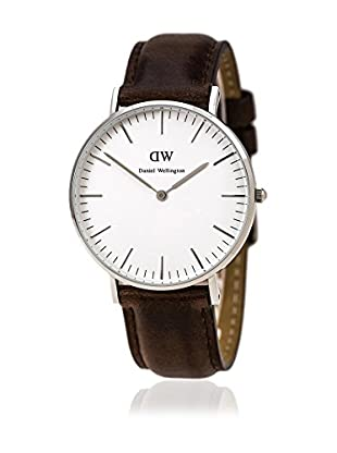 Daniel Wellington Reloj con movimiento cuarzo japonés Woman Bristol 36 mm
