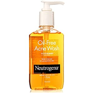 Neutrogena Oil Free Acne Facewash