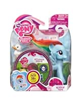 My Little Pony 2012 Figure Rainbow Dash with Suitcase DVD