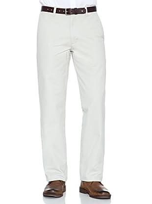 Dockers Pantalón Comfort De Algodón (Buff)