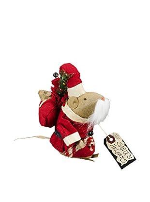 Large Santa Mouse